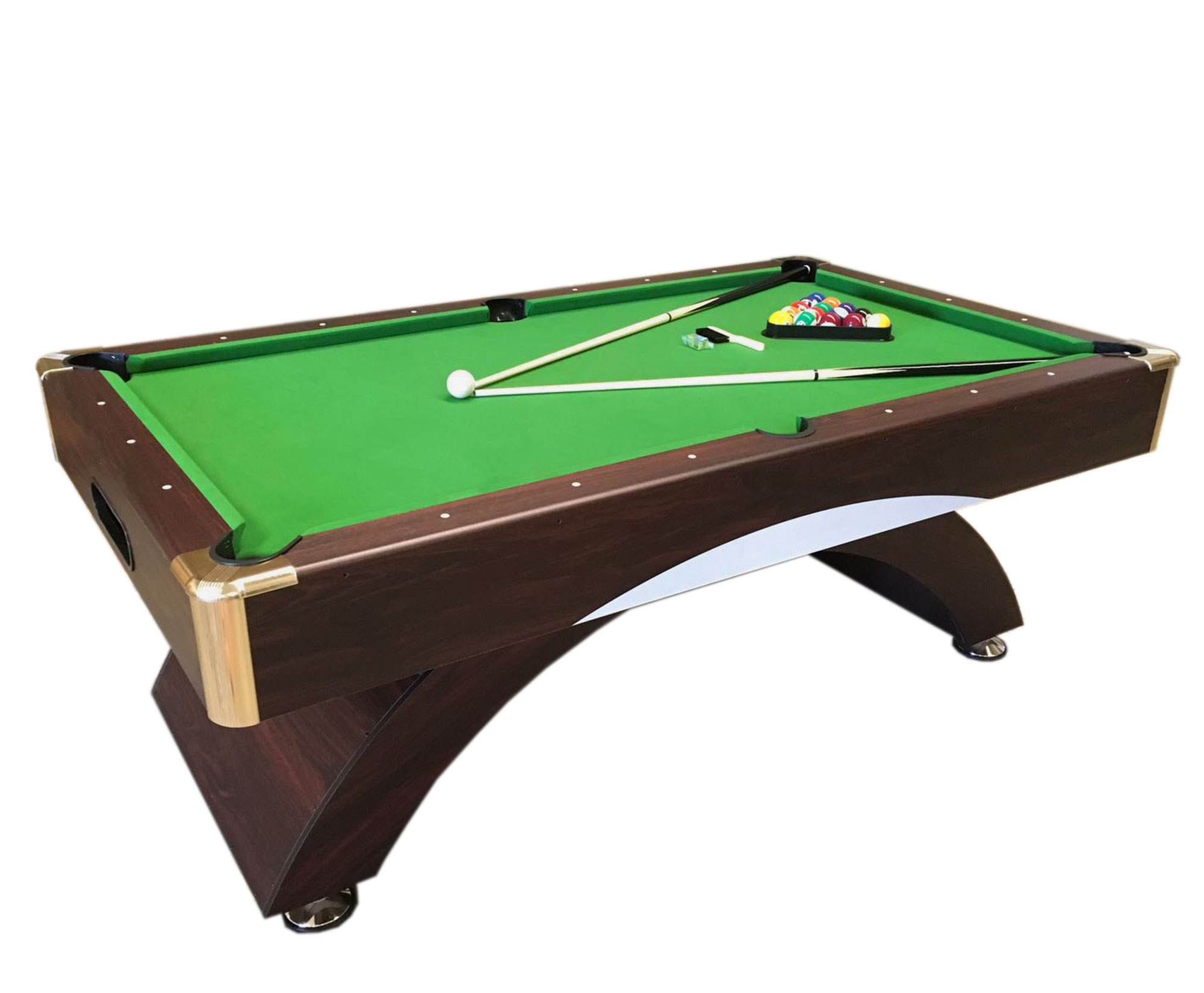 Billard americain neuf table de pool snooker biljart salon - Dimension table de billard ...