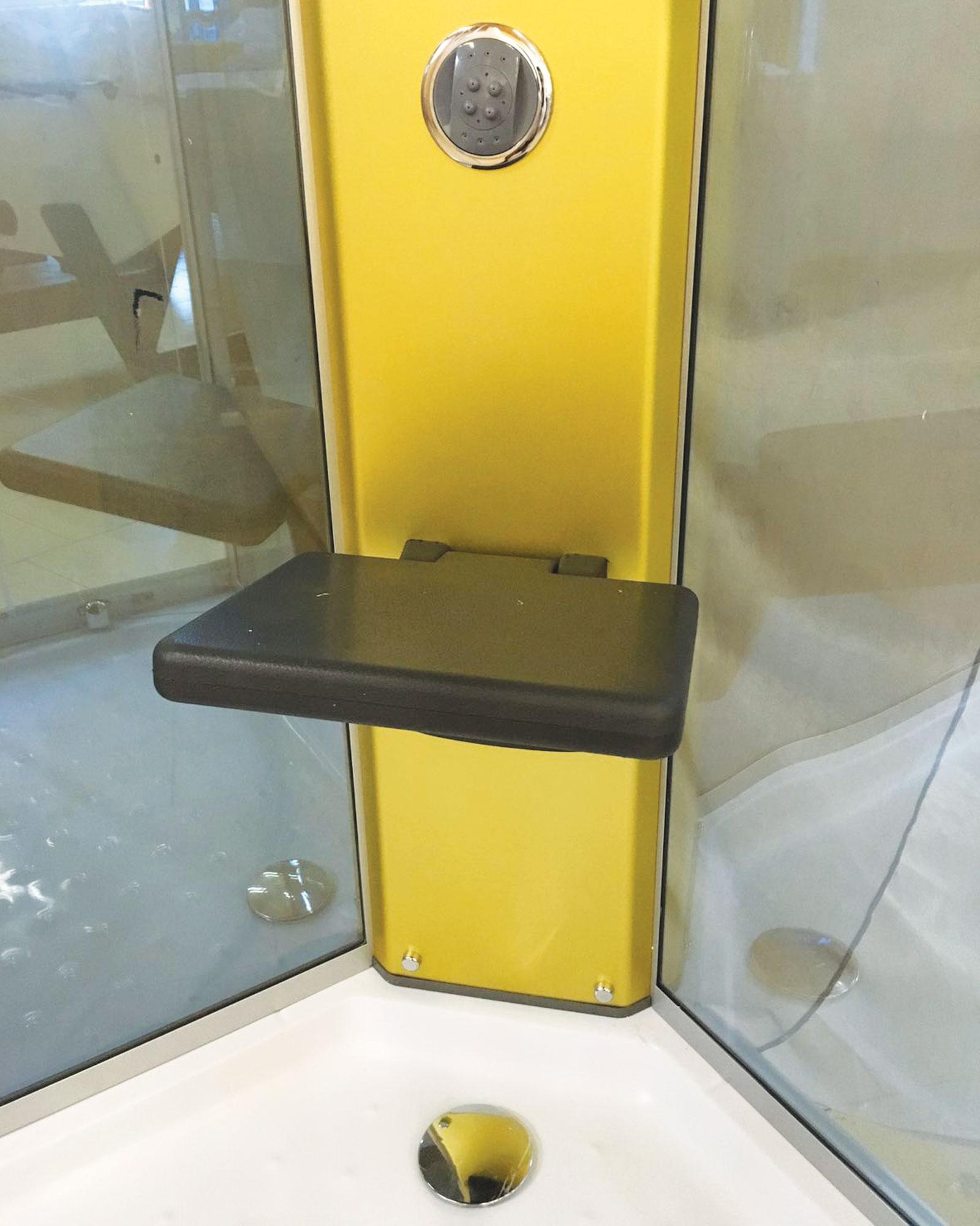 Box doccia idromassaggio 90 x 90 arredobagno cabina doccia full optional key we ebay - Doccia all italiana ...
