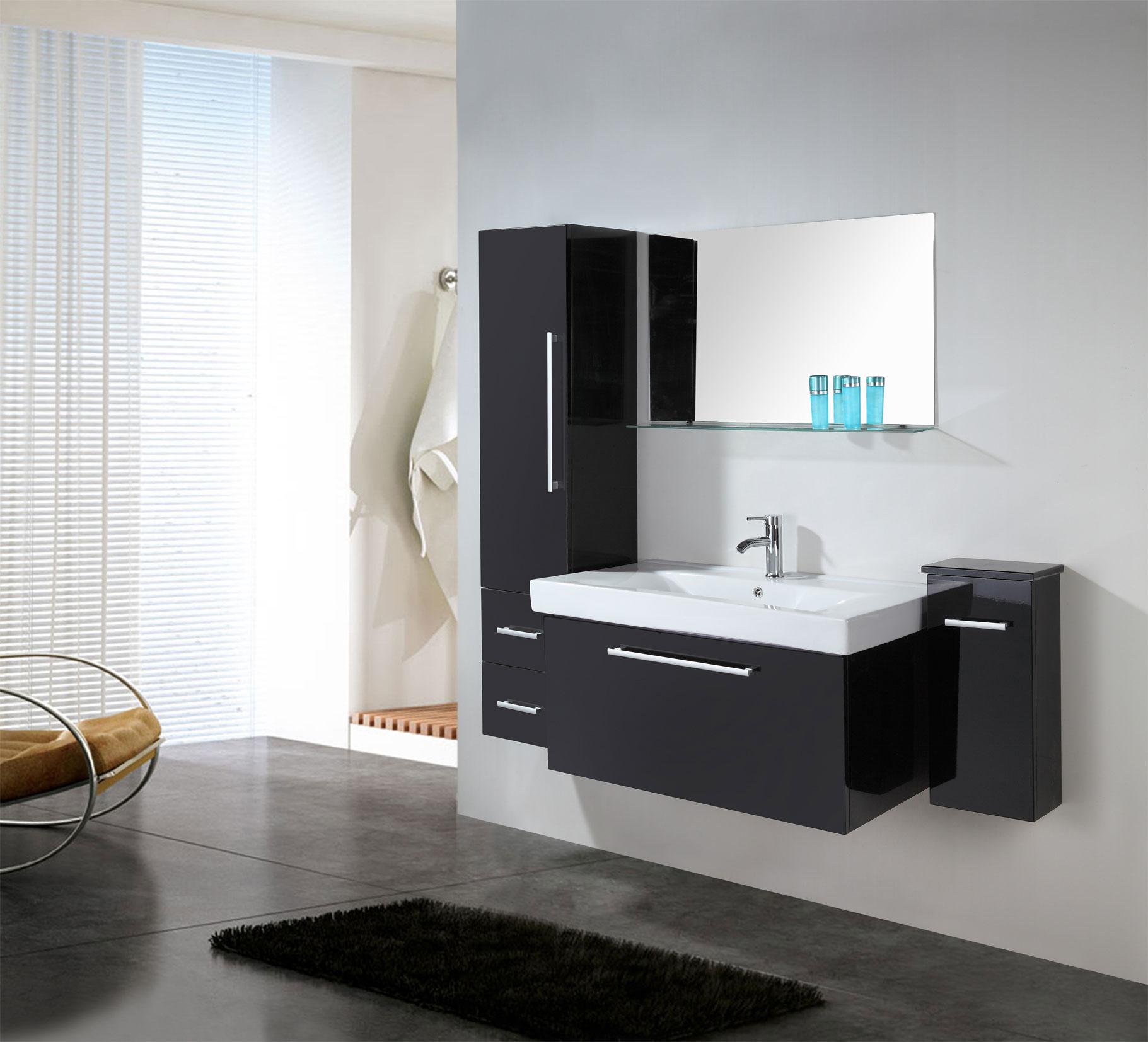 Mobile bagno arredo bagno completo easy lavabo rubinetti - Arredo bagno ebay ...