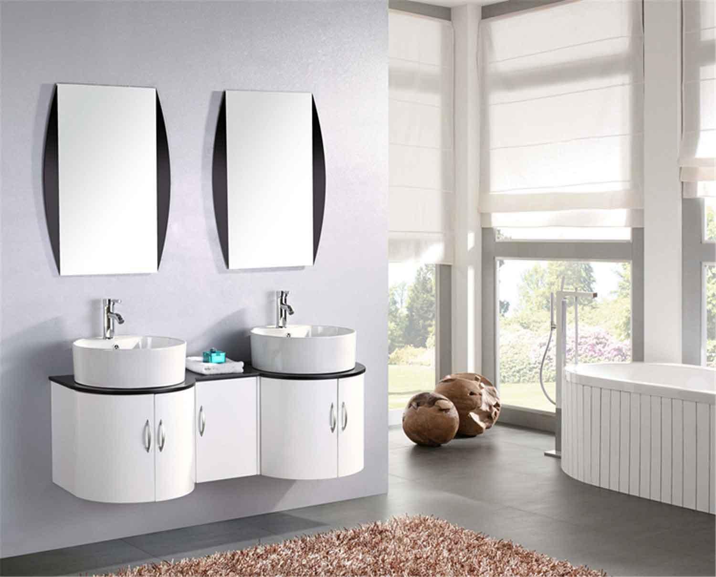 Muebles para ba o para cuarto de ba o con espejo tiger for Muebles de cuarto de bano