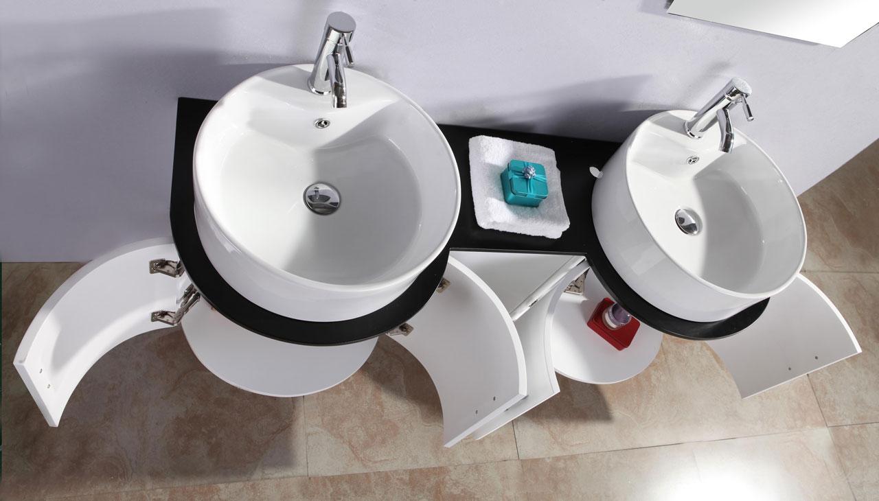 Mobile bagno arredo bagno completo tiger lavabo rubinetti for Arredo bagno ebay