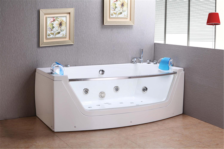 Vasca bagno idromassaggio cromoterapia 2 pers nuova - Cromoterapia vasca bagno ...